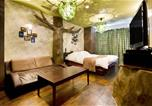 Hôtel Kagoshima - Kagoshima Hotel Florence Ami (Adult Only)-1