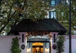 Hôtel 4 étoiles Neuilly-sur-Seine - Hôtel Regent's Garden - Astotel-3