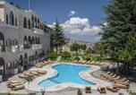 Hôtel Uçhisar - Uchisar Kaya Otel-1