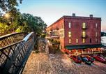 Hôtel Savannah - River Street Inn-1