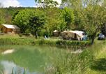 Camping avec Piscine couverte / chauffée Marcillac-Saint-Quentin - Camping La Castillonderie-3
