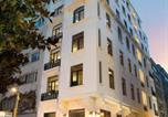 Hôtel Halaskargazi - The Rooms Nisantasi-1