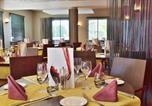 Hôtel Comberjon - Mercure Hexagone Luxeuil - Room Service Disponible-3