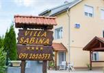 Location vacances Fužine - Apartments Sabina-1