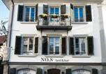 Hôtel Suisse - Bed & Bar No.8 - Adults Only-1