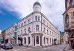 Hôtel Sarajevo - Hotel Central Sarajevo-2