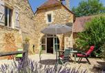 Location vacances Salviac - Cozy Cottage in Saint-Aubin-de-Nabirat with Swimming Pool-4