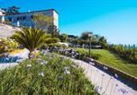 Location vacances Ravello - Chez Lia. Vista Mare e giardino. Ravello, Costiera Amalfitana-4
