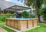 Location vacances Plescop - Maison de 4 chambres a Saint Ave avec jardin clos et Wifi a 7 km de la plage-1