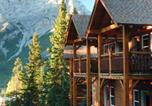 Hôtel Banff - Buffalo Mountain Lodge-1