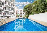 Location vacances Vagator - Apartment with pool in Vagator, Goa, by Guesthouser 66918-1