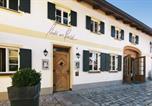 Hôtel Münsing - Romantik Hotel Chalet am Kiental-1