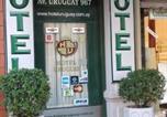 Hôtel Uruguay - Hotel Uruguay-1