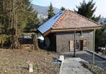 Location vacances Trogen - Cozy Chalet in Balgach with Large Terrace-1