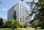 Hôtel Franche-Comté - Mercure Besancon Parc Micaud