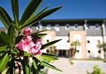Hôtel Bouches-du-Rhône - B&B Hôtel Aubagne Gémenos-4
