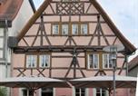 Location vacances Hockenheim - Hotel Haus Landgraf-1