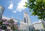 Hôtel Sapporo - Jr Tower Hotel Nikko Sapporo-1