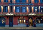 Hôtel Nègrepelisse - Hôtel du Commerce-4