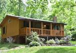 Location vacances Cherokee - Panther Creek Cabins-1