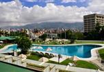 Hôtel Venezuela - Intercontinental - Tamanaco Caracas-1