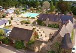 Camping avec Piscine couverte / chauffée Saint-Gildas-de-Rhuys - Plein Air Locations - camping Manoir de ker an Poul-1