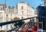 Location vacances Angers - Bel appartement avec balcon en centre ville-1
