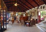 Hôtel Orosí - Orosi Lodge-4