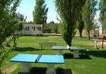 Villages vacances Lansargues - Camping Le Fou du Roi-2