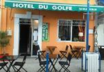 Hôtel Bord de mer de Sète - Hôtel du Golfe-2