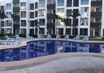 Location vacances Manzanillo - Departamento nuevo amueblado, las ceibas residencial.-1