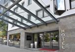 Hôtel Dorsten - Parkhotel Oberhausen-4