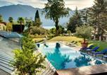 Location vacances Moltrasio - Monte di Lenno Villa Sleeps 25 Pool Wifi-1