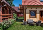 Villages vacances Rewal - U Sylwi Domki Drewniane-1