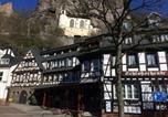 Hôtel Thallichtenberg - Schloßschenke Oberstein-3