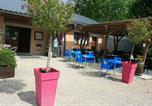 Camping avec Piscine Hauteville-Lompnes - Camping Le Vaugrais-2
