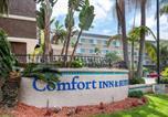 Hôtel San Diego - Comfort Inn & Suites San Diego Zoo Seaworld Area