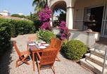 Location vacances Roses - Golf-Apartamento con jardín y parking cerca del mar en Roses-4