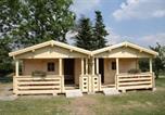 Location vacances Kvačany - Mara Camping Cottages-1