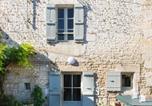 Location vacances Migron - Ravissante petite maison de charme Port d'Envaux-1