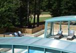 Hôtel Lacanau - Best Western Golf Hotel Lacanau-4