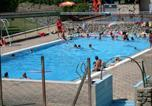Camping avec Piscine Montpeyroux - Camping Le Lauradiol-2