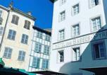 Hôtel 4 étoiles Pau - Hôtel des Basses Pyrénées - Bayonne-1