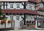 Hôtel Hunspach - Gîtes et chambres d'hôtes Maison Ungerer-1