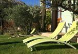 Location vacances Beaumes-de-Venise - Le Grand Jardin-2