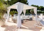 Location vacances Vallauris - Luxury Villa with Spa in Golfe-Juan - Sea View-3