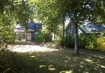 Camping avec Chèques vacances Mayenne - Camping Le Parc de Vaux-3
