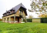 Location vacances Moyaux - Luckey Homes - Chemin des Rangées de Bernay-4