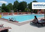 Camping Hérault - Camping Sunissim Eden Oasis Palavasienne-1