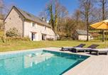 Location vacances Châteauneuf-la-Forêt - Fantastic Holiday Home in Veix Limousin with Private Pool-2
